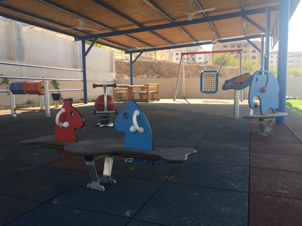 playground with grass 3